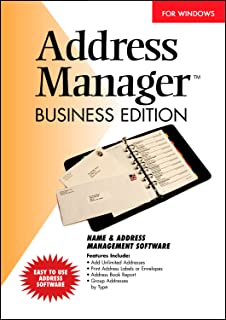 all pro address manager