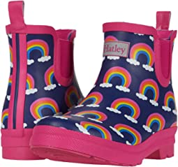 Rainbow Arches Ankle Rain Booties (Toddler/Little Kid)
