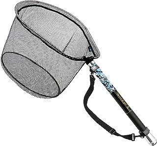 サンライク(SANLIKE) タモ網 ランディングネット 伸縮式 カーボン 小継玉の柄 釣りタモ すくい網 折りたたみ 釣り 玉網 淡水海水両用 漁具 3m/5m/6m