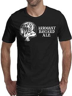 Ruslin Short-Sleeve Cotton Double Bastard Ale Stone t-Shirt for Men