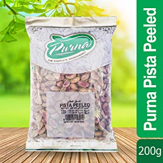 Purna Pista Peeled 200gm