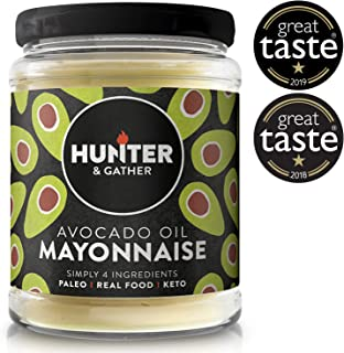 Hunter & Gather Classic Avocado Oil Mayonnaise 250g