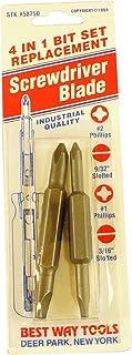 T27 6 Long Torx Power Bit Best Way Tools 65867 Torx Accessories
