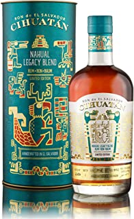 Ron CIHUATAN Nahual Legacy Blend Rum Ron de El Salvador 1 x 0,7 l
