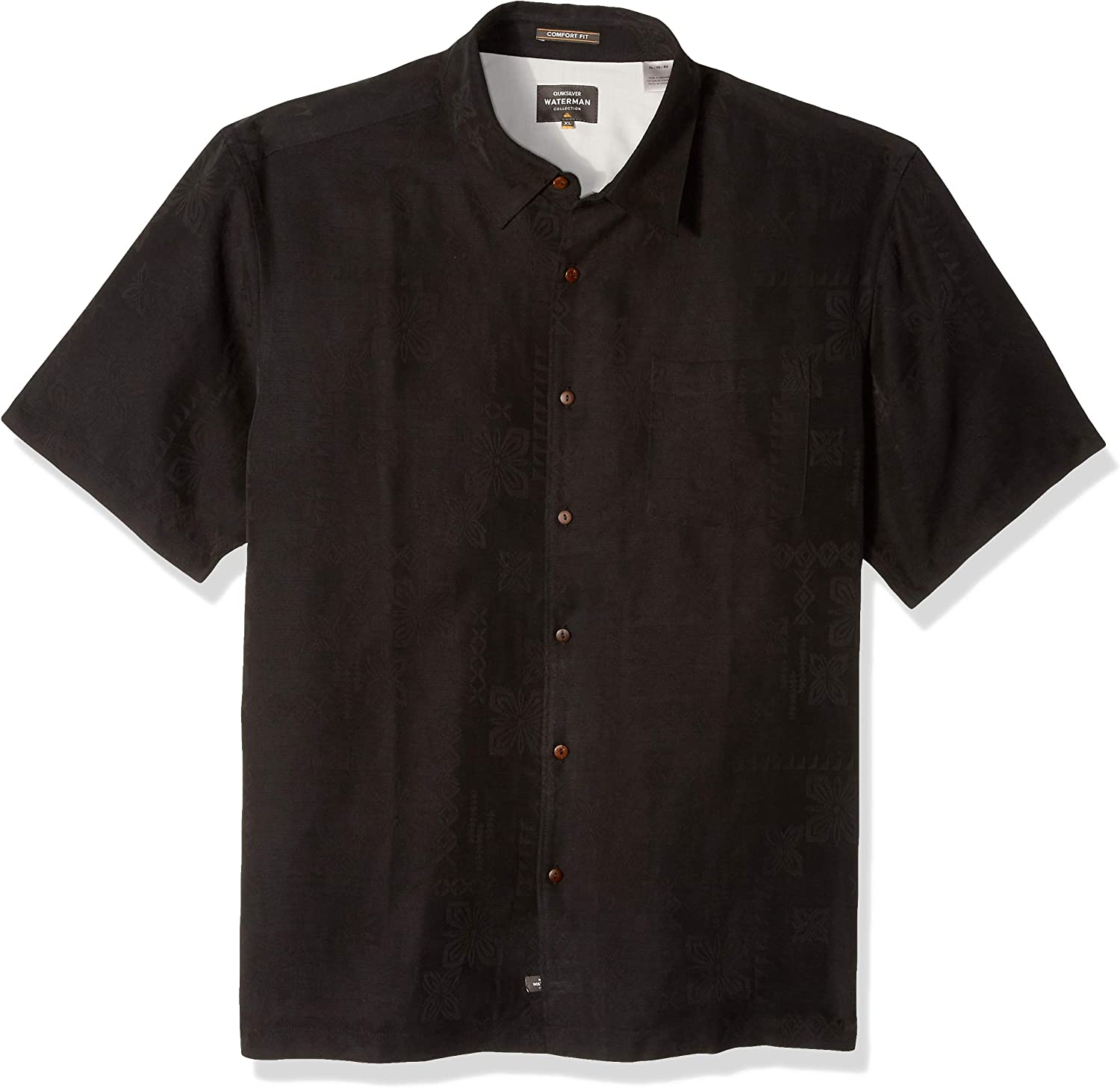 Quiksilver Men's Today's only Kelpies Bay Shirt Down Button