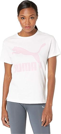 Puma White/Pale Pink