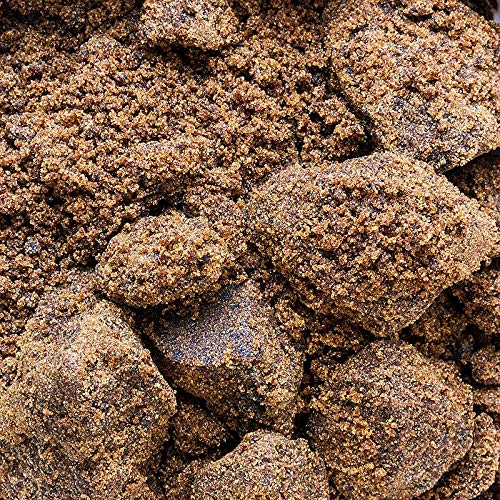 Deli-Vinos Patisserie Muscovado Zucker, dunkel, Roh-Rohrzucker, Karamell- und Malznoten, Mauritius, 1 kg
