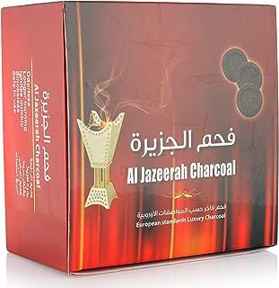 Al Jazeera Charcoal - 80 Pieces