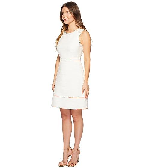 Dress Tweed New Spade Blossom Kate York Trim fWPYxvww5n