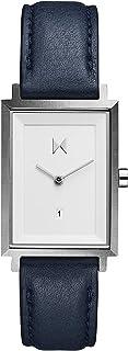 MVMT Reloj Analógico para Mujer de Cuarzo con Correa en Cuero D-MF03-SSBL