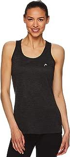 HEAD Women's Racerback Tank Top - Sleeveless Performance Activewear Shirt