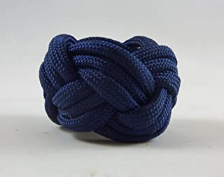 Scout Neckerchief Slide Woggle Turks Head Knot