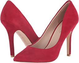 Scarlet Suede