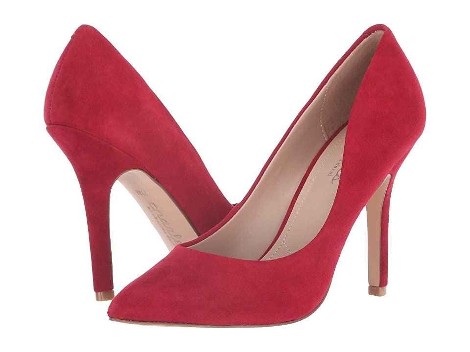 Charles by Charles David Maxx (Scarlet Suede) High Heels