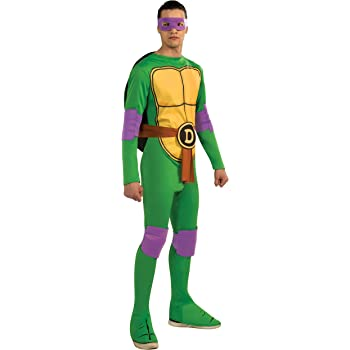 AEC CS928872/M – Disfraz de Tortuga Ninja Donatello, Talla M ...