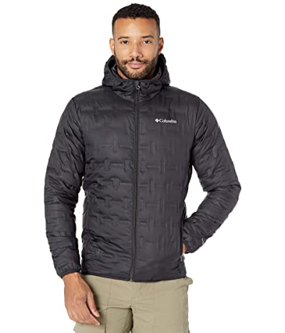 Columbia Delta Ridgetm Down Hooded Jacket (Black) Men