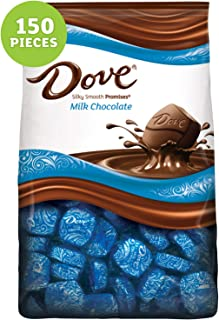 DOVE PROMISES Milk Chocolate Candy, 43.07-Ounce 150-Piece Bag