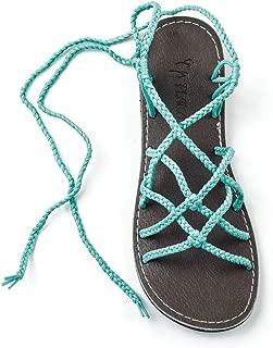 Flat Gladiator Sandals for Women Sahara