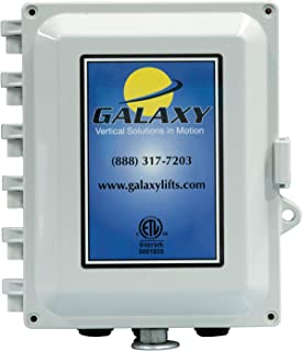 Boat Lift Control Box Switch - Dual Motor Boat Lift Remote MOMENTARY - Independent - by Galaxy