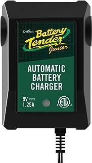 Battery Tender 8V, 1.25A Battery Charger