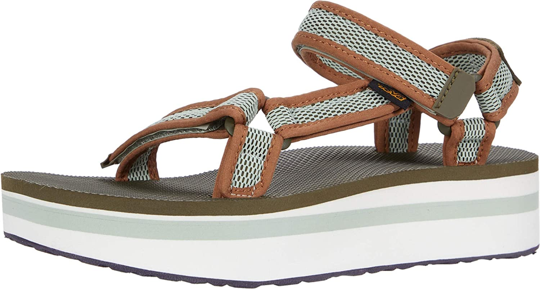 Teva Women's Max 73% OFF Ankle-Strap Wedge El Paso Mall Sandal