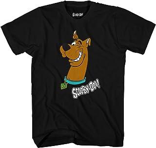 Scooby Doo Boys Throwback Shirt, Shaggy, Velma Tee - Throwback Classic T-Shirt