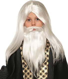Forum Novelties Inc - Wizard Child Wig and Beard