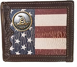 Best don't tread on me leather wallet Reviews