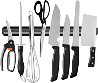 Best wall mounted magnetic knife holder Reviews