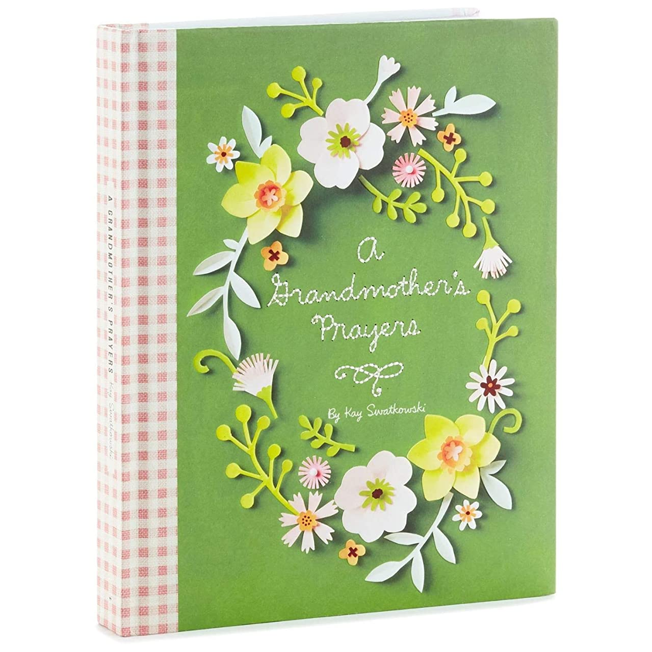 Hallmark A Grandmother's Prayers: 60 Days of Devotions and Prayers Book Religious Books Religious Family & Relationships