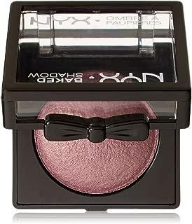 nyx baked eyeshadow posh