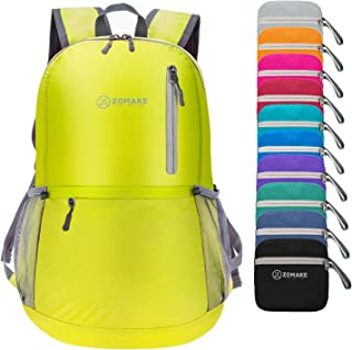 Ultra Lightweight Travel Backpack - Durable Packable Water Resistant Backpack Small Daypack for Women Men …