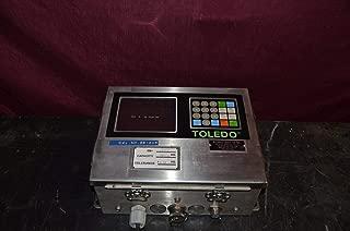 labtechsales Mettler Toledo Scale 8142-1005 120VAC Digital Operator Panel 1000 LB