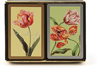 Congress Tulips Playing Cards