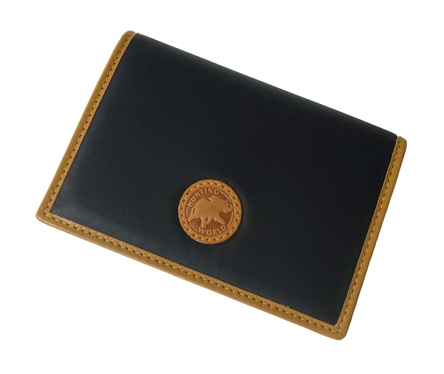 借りるジャンク歩道[ハンティングワールド] 名刺入れ カードケース BATTUE ORIGIN バチュー HW-502 [並行輸入品]