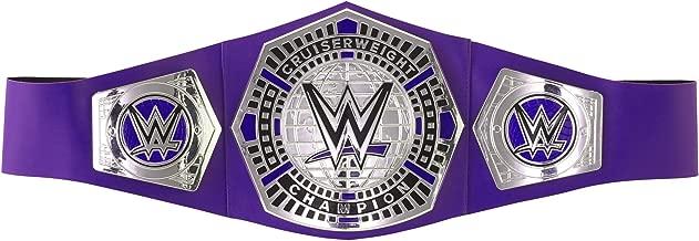 WWE Cruiserweight Championship Belt, Frustration-Free Packaging