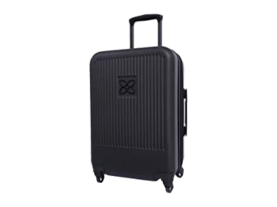 Sherpani Meridian Carry On Luggage (Black) Carry on Luggage