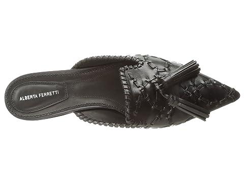 Mule Ferretti Leather Mule Ferretti Ferretti Braided Alberta Mule Braided Alberta Leather Leather Alberta Alberta Braided xUFqnxpw