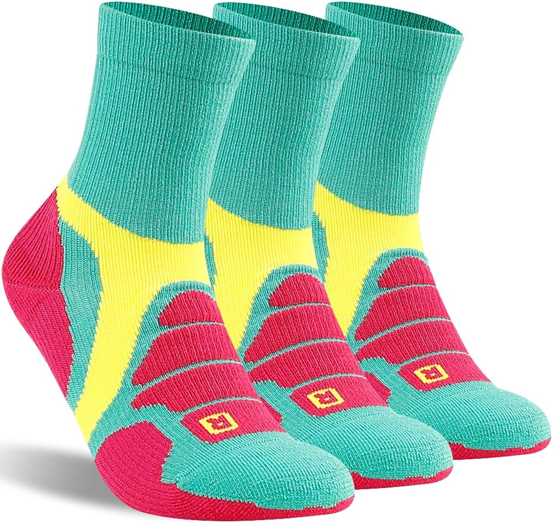 Antibacterial Socks, ZEALWOOD Unisex Low Cut No Show Antibacterial Cushion Athletic Socks,1 3 Pairs