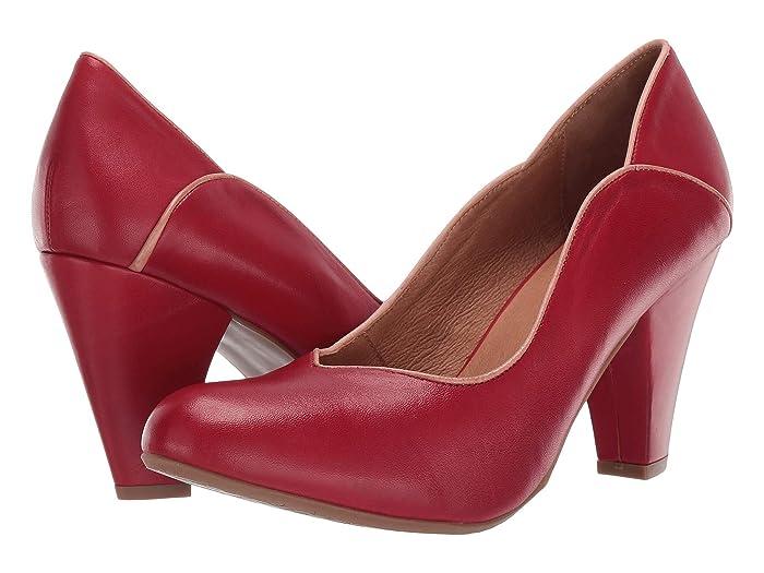 Miz Mooz  Cameo (Red) Womens  Boots