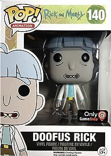 Funko Pop! Animation Rick and Morty Doofus Rick #140 (Exclusive)