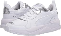 Puma White/Puma White/Puma Silver