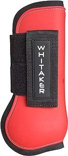 John Whitaker Skipton Tendon and Fetlock Boots Cob Red