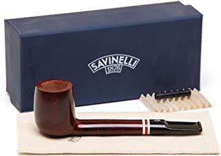 Savinelli Ontario Bordeaux 806 Tobacco Pipe