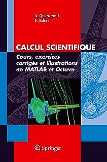 Calcul Scientifique: Cours, exercices corrigés et illustrations en Matlab et Octave (Unitext: La Matematica Per il 3+2) (F...