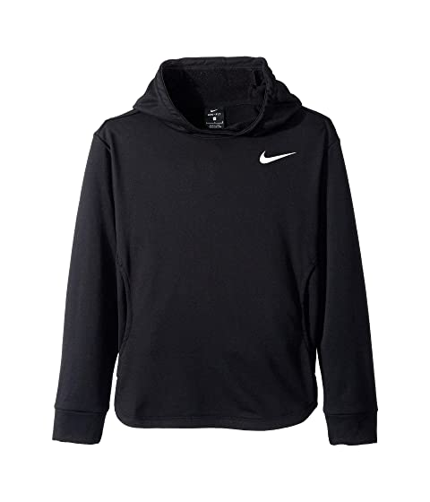 0bdd822e18c Nike Kids Dry Studio Pullover Hoodie (Little Kids Big Kids)