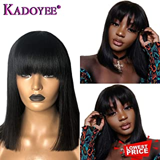Best malaysian wigs with bangs Reviews