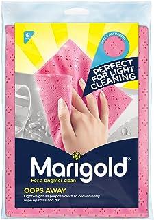 Marigold Oops Away Lightweight Cloths, 14 Packs of 6 Cloths