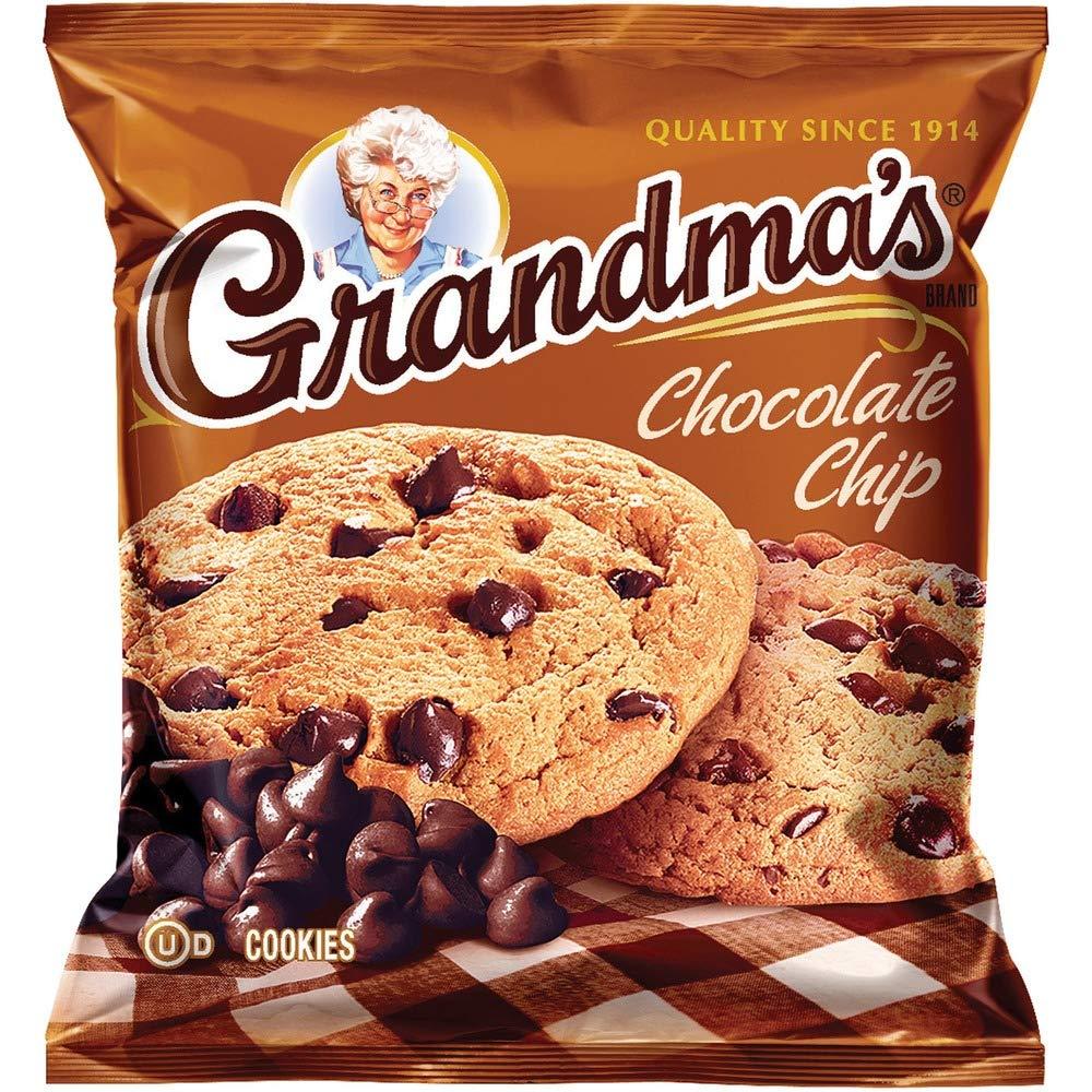 QKR45092 - Quaker Oats Challenge the lowest Phoenix Mall price Cookies Chip Grandmas Chocolate