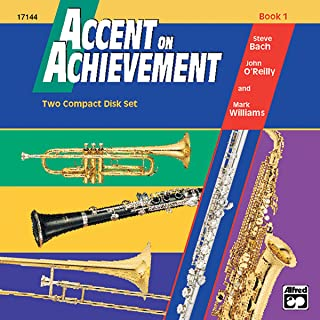 Accent on Achievement, Book 1 (2 CD Set)